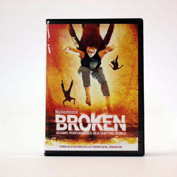Broken DVD