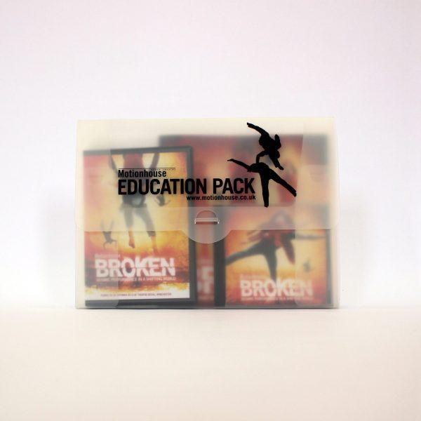 Broken Education Pack