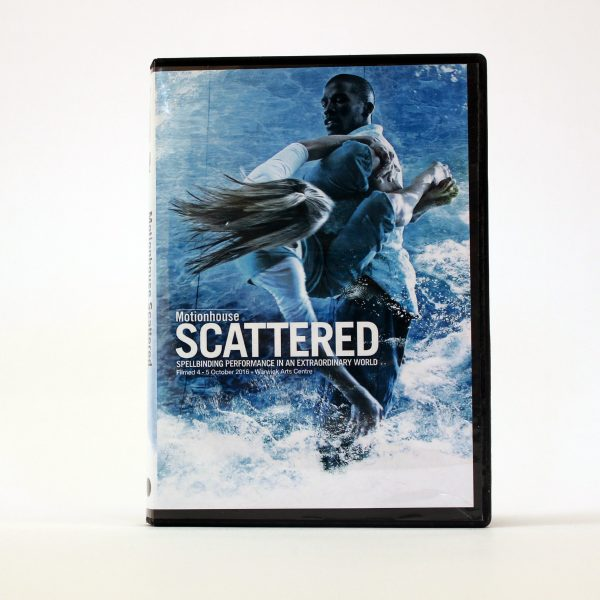 Scattered DVD