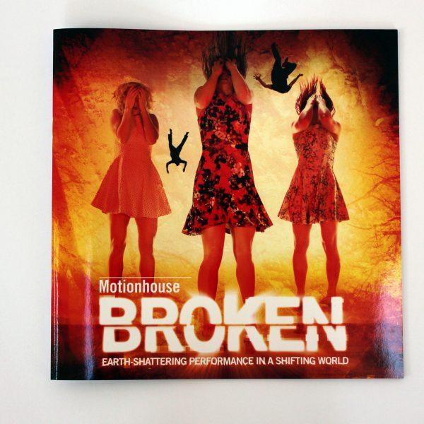 Broken Souvenir Programme