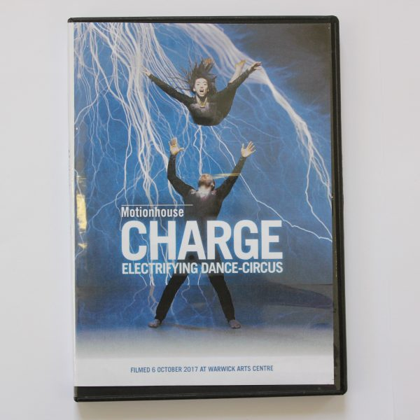 Charge DVD