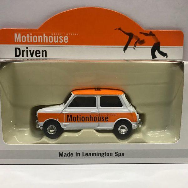 Driven Model Car