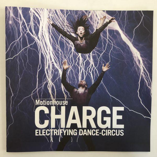 Charge Souvenir Programme
